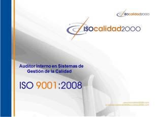 Auditoría ISO, ISO 9001, ISO 14001, OHSAS 18001, Auditoria, Auditoría OHSAS
